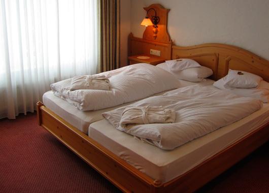 Doppelzimmer Hotel Bürgerstuben Willingen