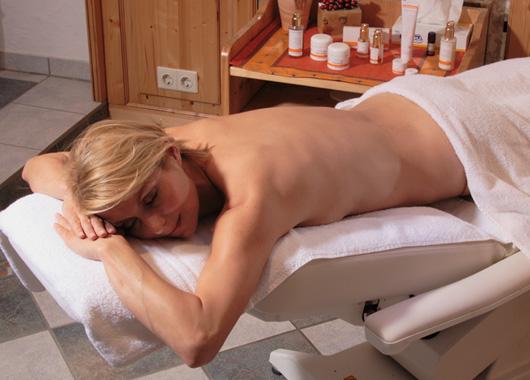 Wellnessbehandlungen Hotel Bürgerstuben Willingen