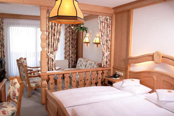 Komfort-Doppelzimmer Hotel Bürgerstuben Willingen