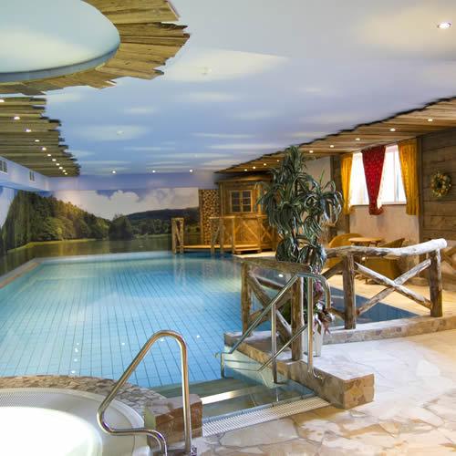 Schwimmbad Hotel Buergerstuben Willingen