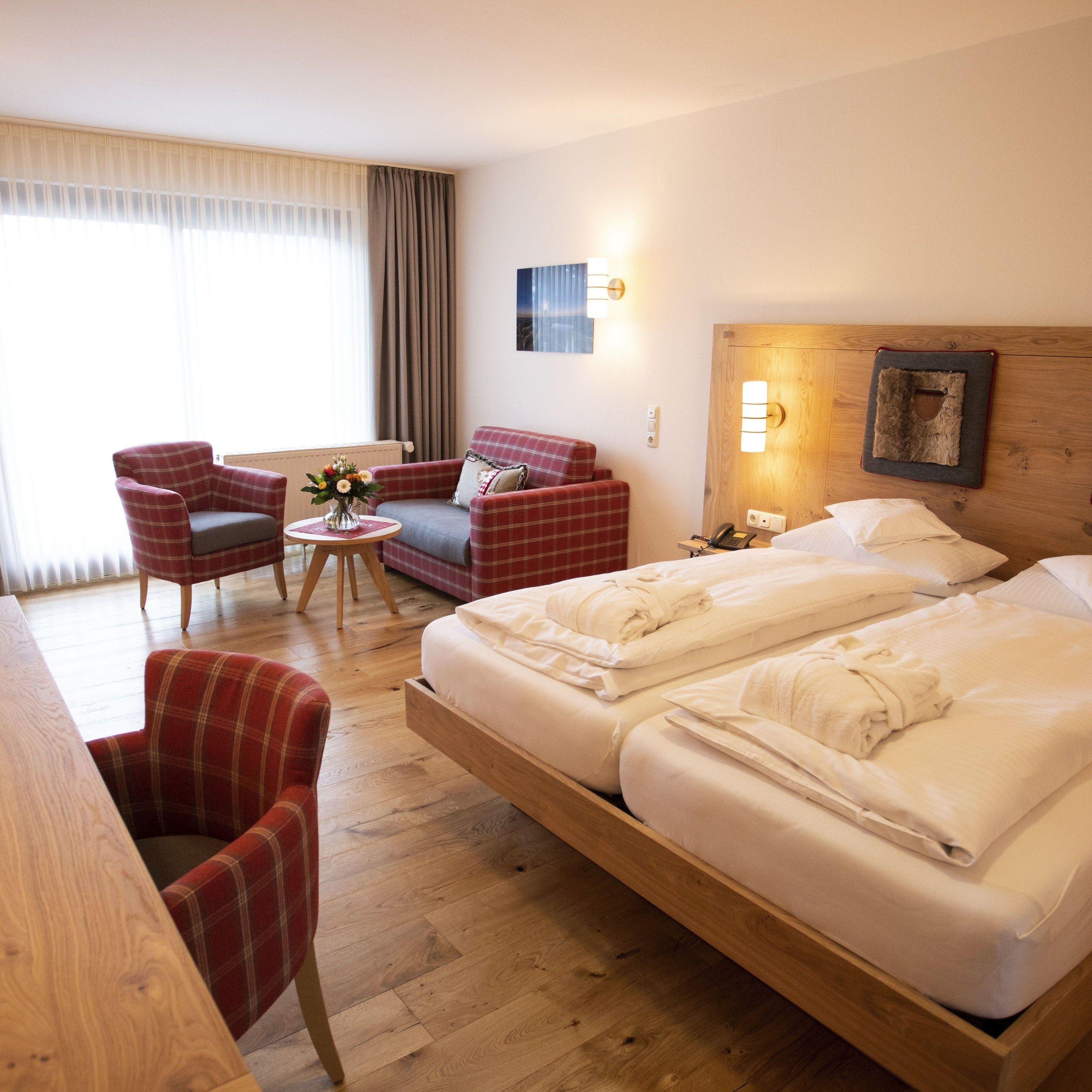 Komfort Doppelzimmer Ettelsberg Plus