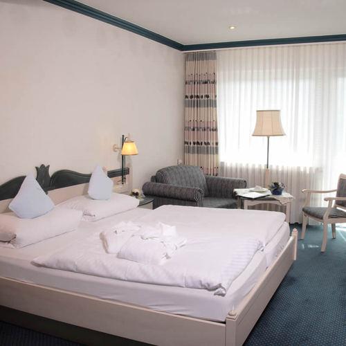 Doppelzimmer Typ Iberg