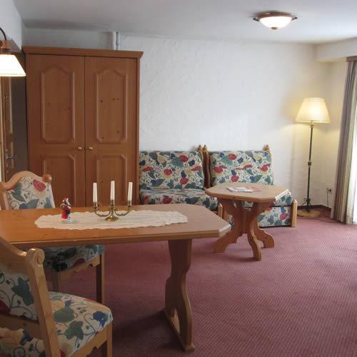 Appartement Typ Residenz