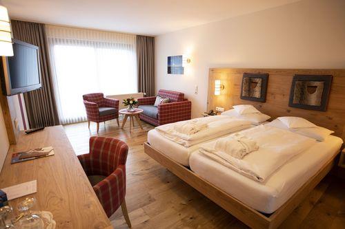 Komfortdoppelzimmer Ettelsberg Plus